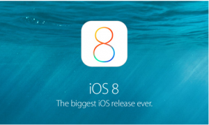 iOS8 Launch Today